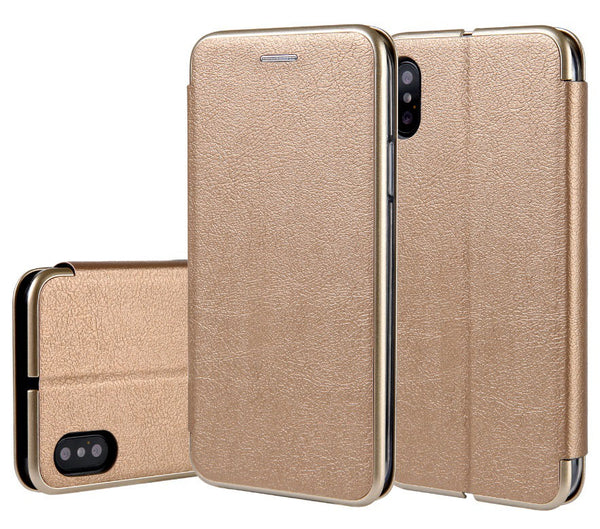 Gold iPhone X/XS Premium Wallet
