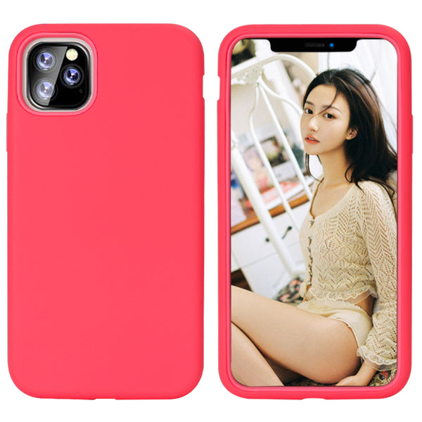 Pink iPhone 11 Dual Max Case