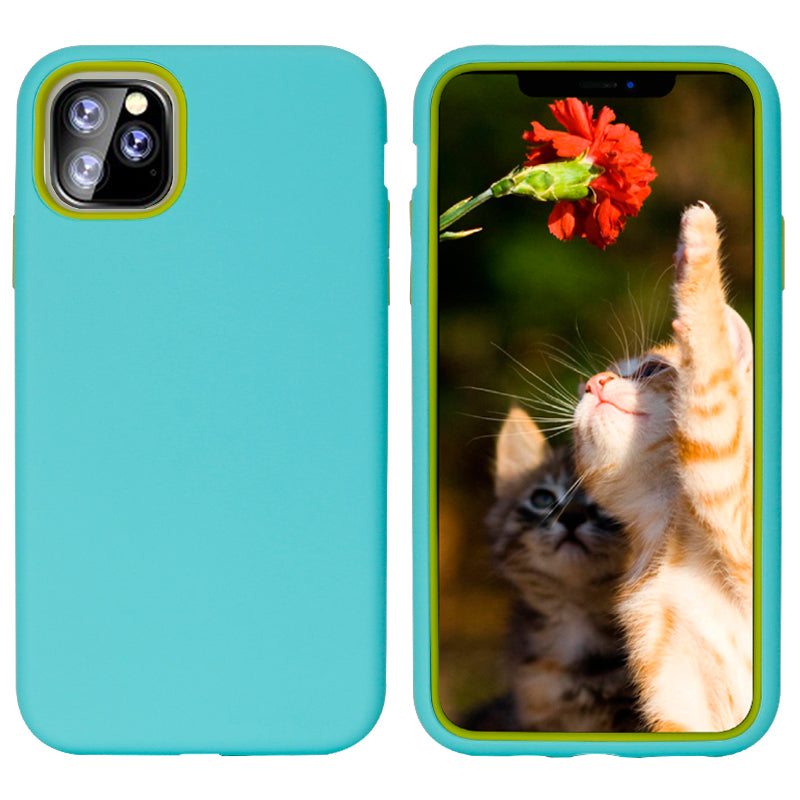 Mint iPhone 11 Pro MAX Dual Max Case