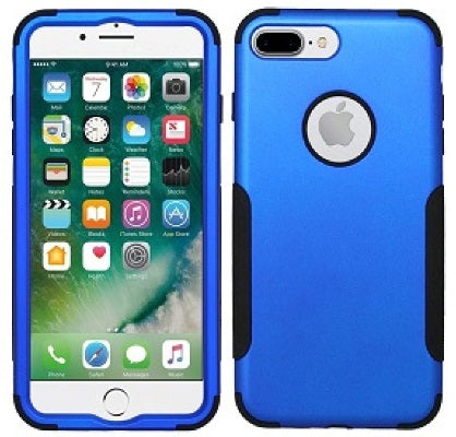 iPhone 8/7 Plus Aries Case Blue Black