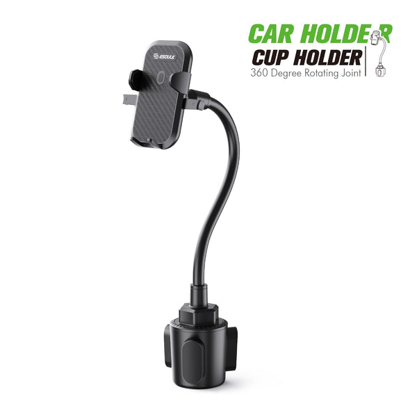 Cup Holder Mount 11 Inch Flexible Gooseneck