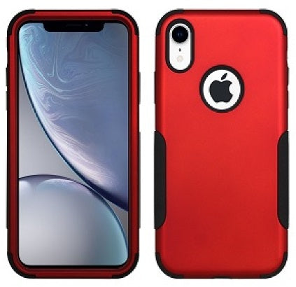 iPhone X/XS Aries Case Red Black