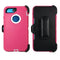 iPhone 8/7 Plus Heavy Duty Case Pink