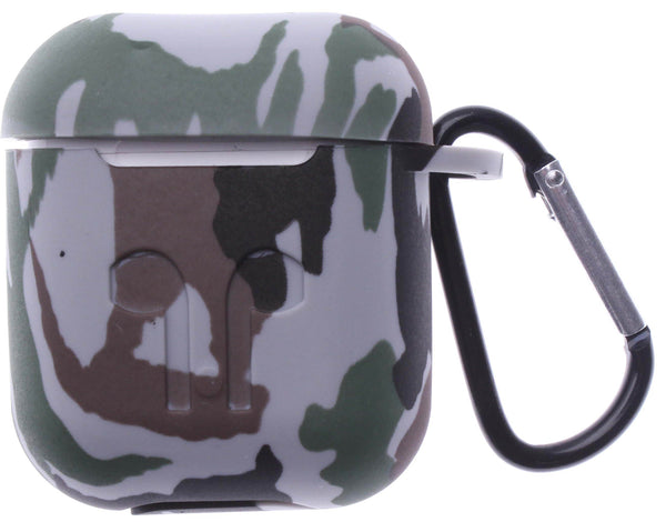 Air Pod Printed case Camo Design 38