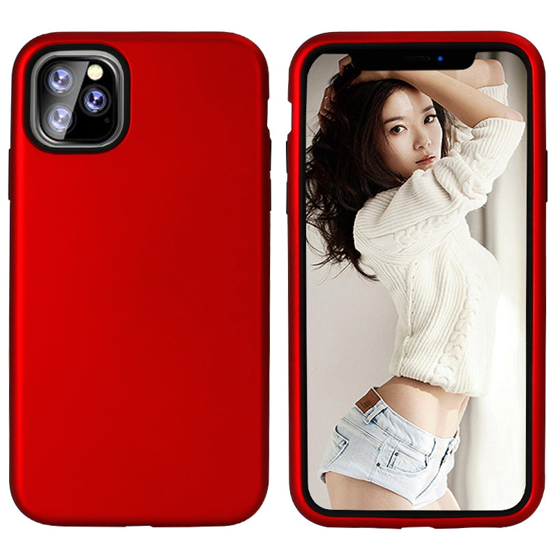 Red iPhone 11 Pro Dual Max Case