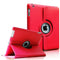 iPad Mini 4/5 PU Leather Folio Folding 360 Case Red
