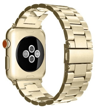 "Watch Stainless Steel MetalBand 38""/40"" Gold"