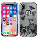 iPhone XS MAX Aries Design Floral Butterflies