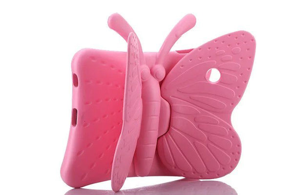 Pink Butterfly iSpongy Shock Proof Eva Case iPad Mini 1/2/3/4/5