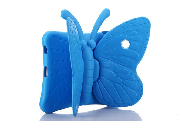 Blue Butterfly iSpongy Shock Proof Eva Butterfly Case iPad Mini 1/2/3/4/5