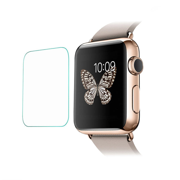 "iWatch Tempered Glass 38"" Clear"