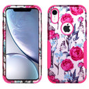 iPhone XS MAX Aries Design Floating Roses