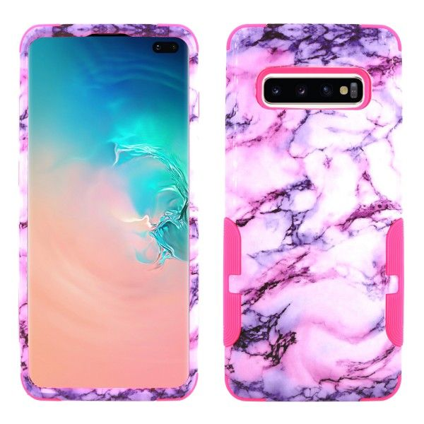 Galaxy S10 Plus Aries Design Blush River Hot Pin