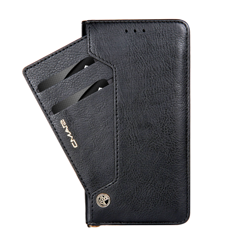 iPhone XS MAX Multi Card Wallet Black