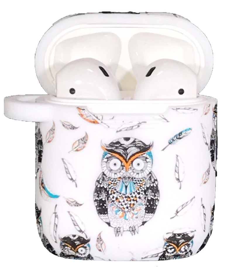 Air Pods Silicone Case Owl