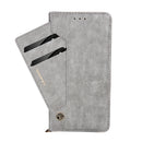 iPhone X/XS Multi Card Wallet Grey