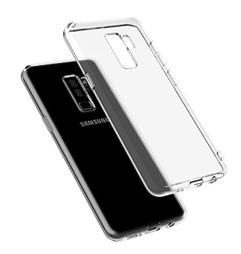 Galaxy S9 Plus TPU Clear