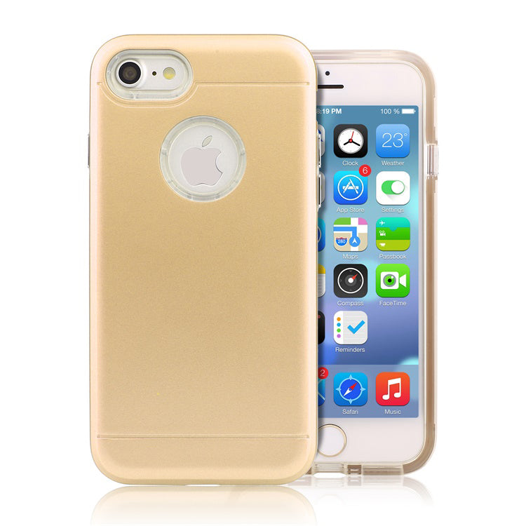 iPhone 8/7 Plus Fit Hybrid Gold