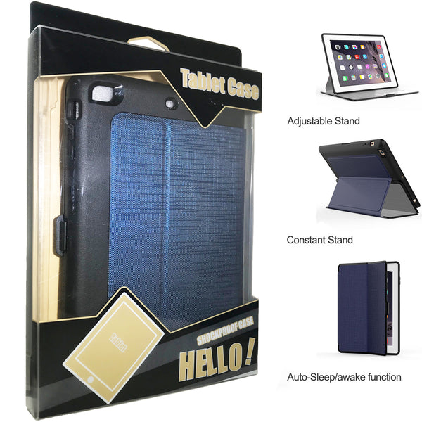 iPad Mini 4/5 Smart Defender Case Navy