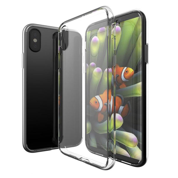 iPhone X/XS TPU Clear