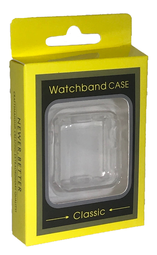 Watch Clear TPU iWatch 38""