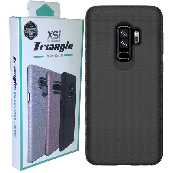 Galaxy S8 Plus Triangle With Package Color Black