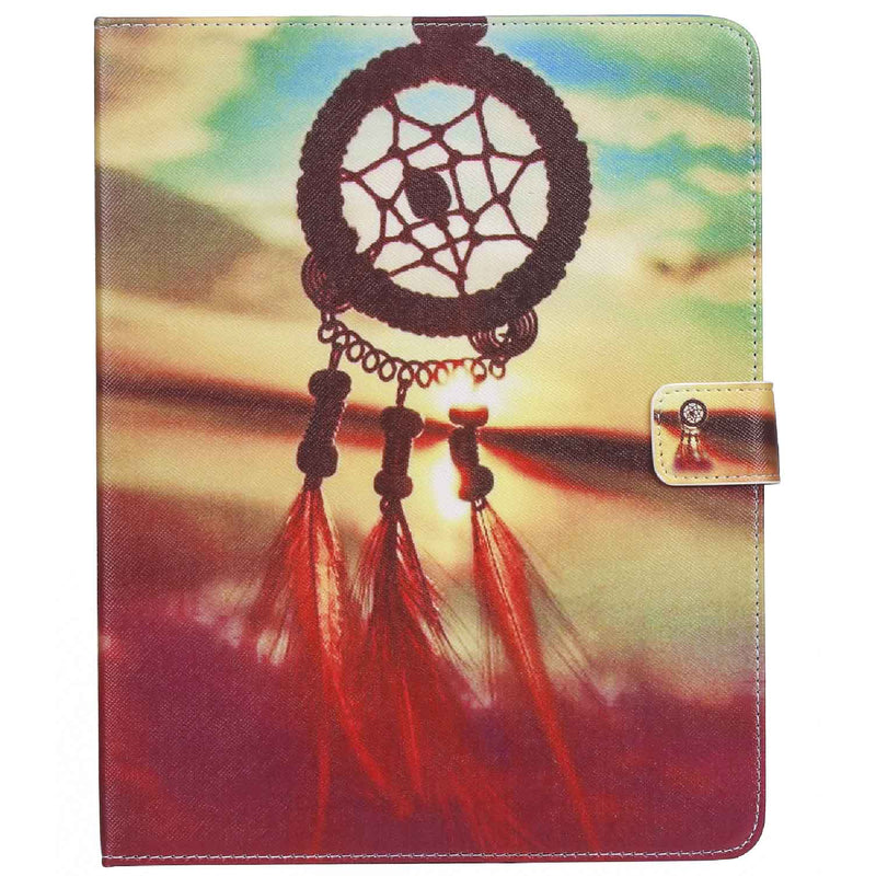 "iPad Pro 9.7"", iPad Air 2 Folio Design Case Dream Catcher"