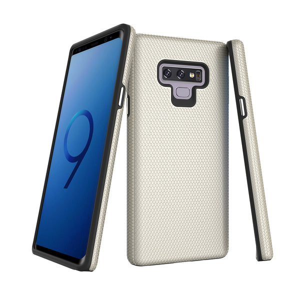 Gold Galaxy Note 9 Triangel with package