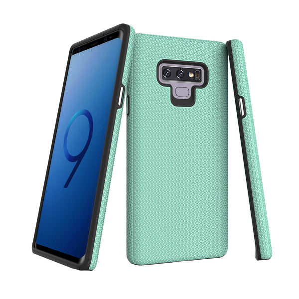 Mint Galaxy Note 9 Triangle with package