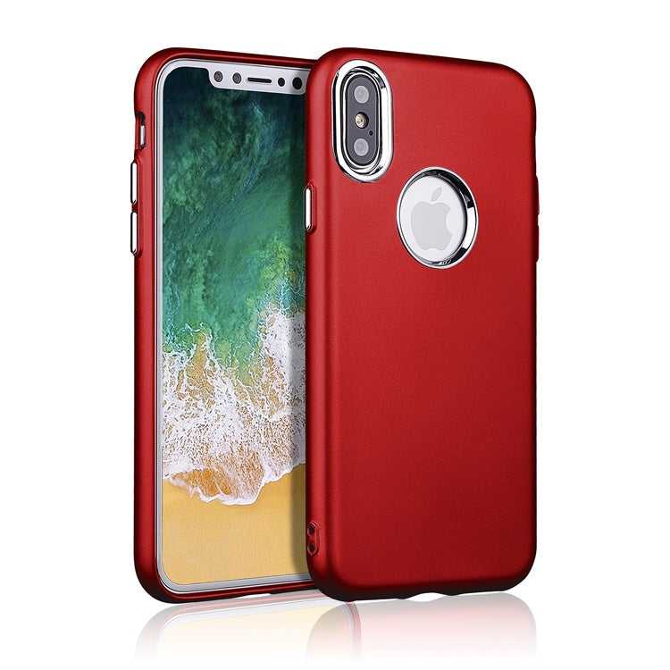 iPhone X/XS Grip Red