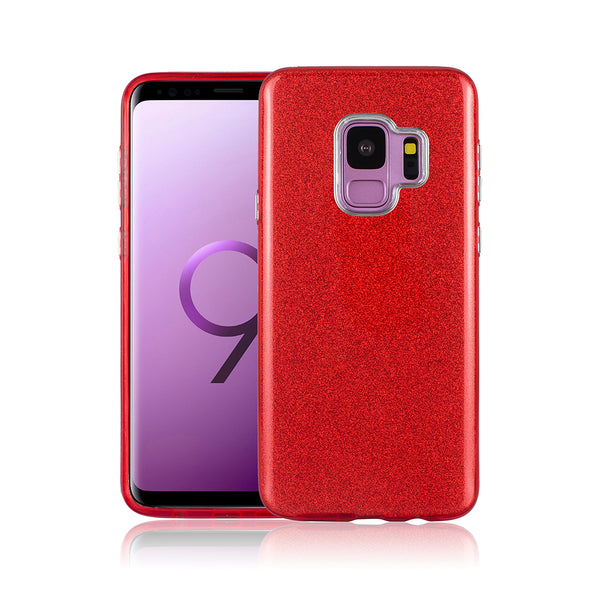 Galaxy S9 Plus Grip Star Red