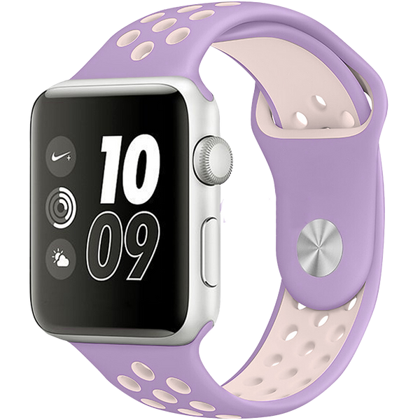 "Watch Sport Band 42""/44"" Purple Gray"