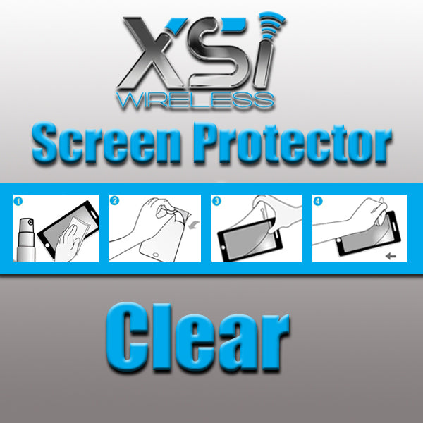 iPad Mini 4/5 Screen Protector Clear