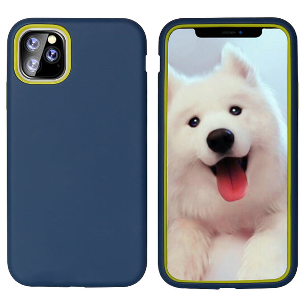 Blue iPhone 11 Pro Dual Max Case