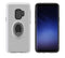 Galaxy S9 Plus Golf with Magnet, Kickstand and Card Holder Silver