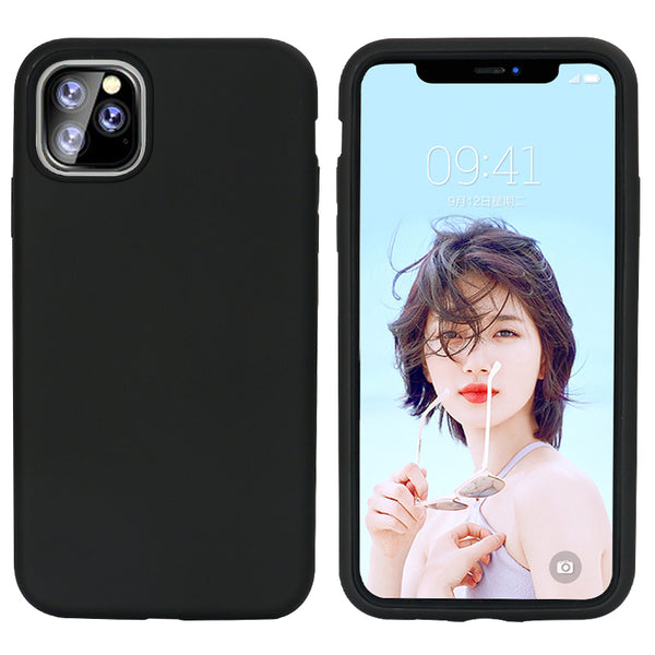 Black iPhone 11 Pro Dual Max Case