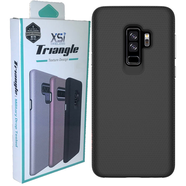 Galaxy S9 Plus Triangle With Package Color Black