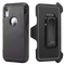 iPhone XR Heavy Duty Case Black