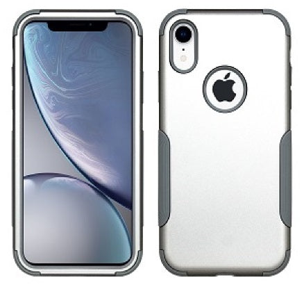 iPhone XR Aries Case Grey