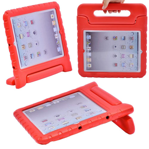 "Red iSpongy Shock Proof Eva Case iPad Air Air 1 / Air 2 / Pro 9.7"" / iPad 9.7"" (2017/2018)"