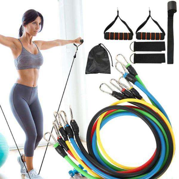PowerBands + E-book ESERCIZI TOTAL BODY - C.farma&beauty