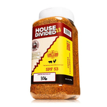 Load image into Gallery viewer, House Divided 3.0 Rub (SPF-53 & Sock's Love Chicken)
