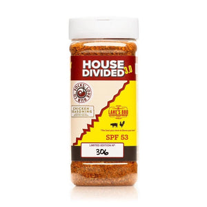 House Divided 3.0 Rub (SPF-53 & Sock's Love Chicken)