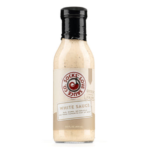 Socks' Love Sauce Co. White Sauce