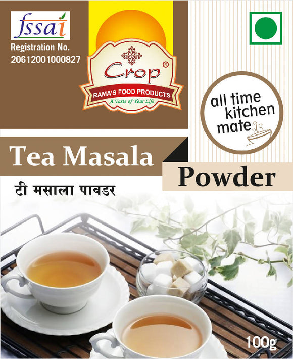 Crop Tea Masala Powder