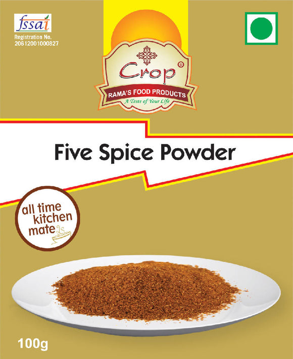 Crop Five Spice Powder