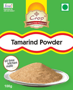 Crop Tamarind Powder