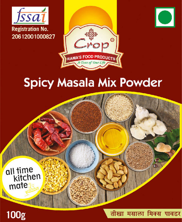 Crop Spicy Masala Mix Powder