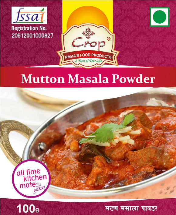 Crop Mutton Masala Powder