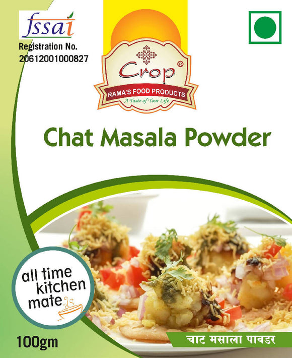 Crop Chat Masala Powder